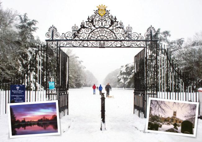 cirencester park gates 2019